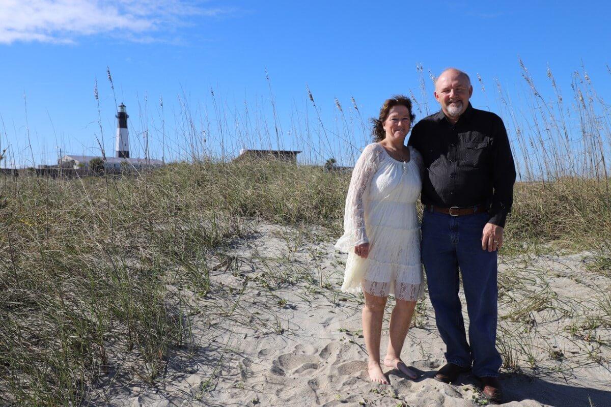 Wedding Officiant Near Savannah GA