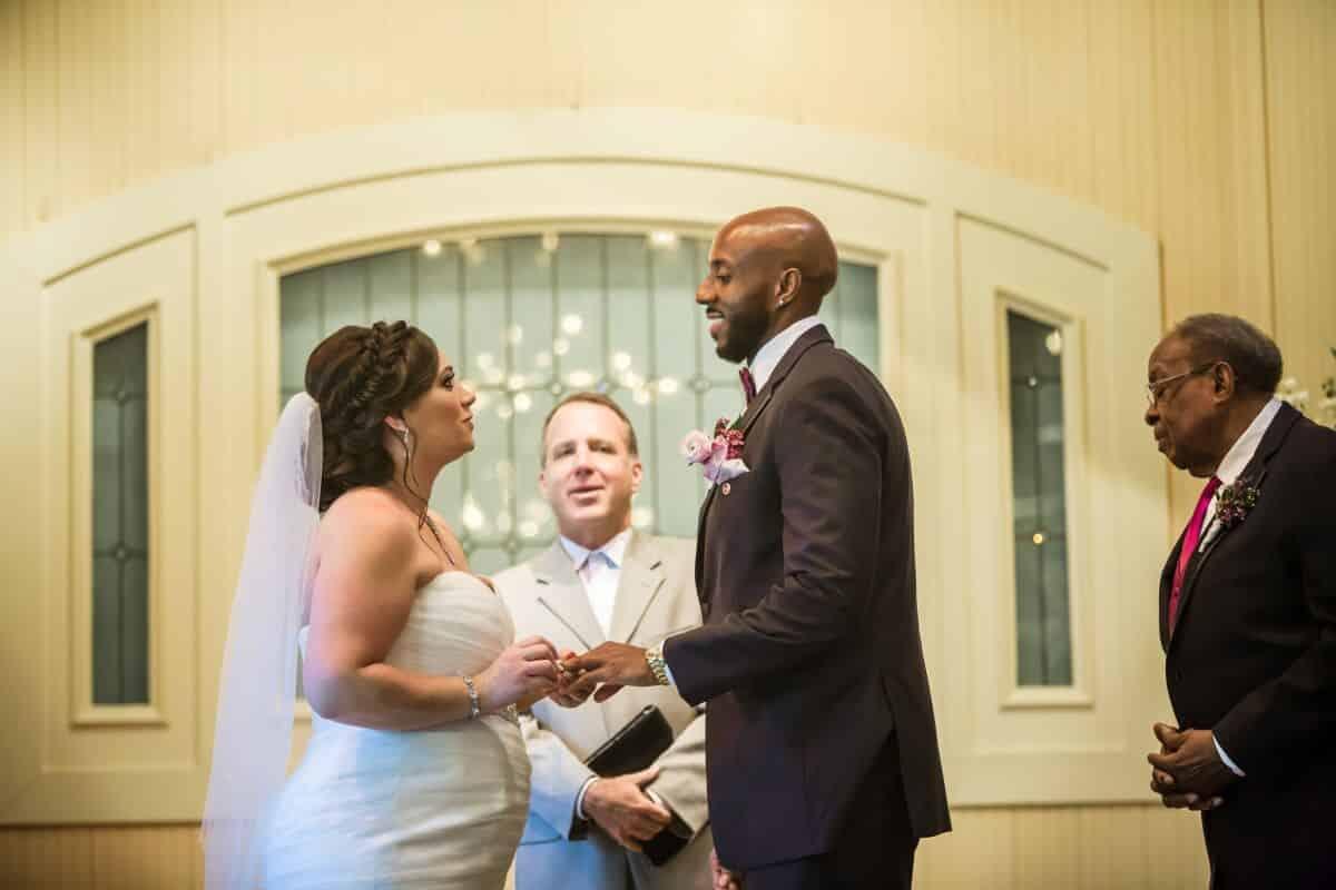 Wedding Officiant in Savannah GA