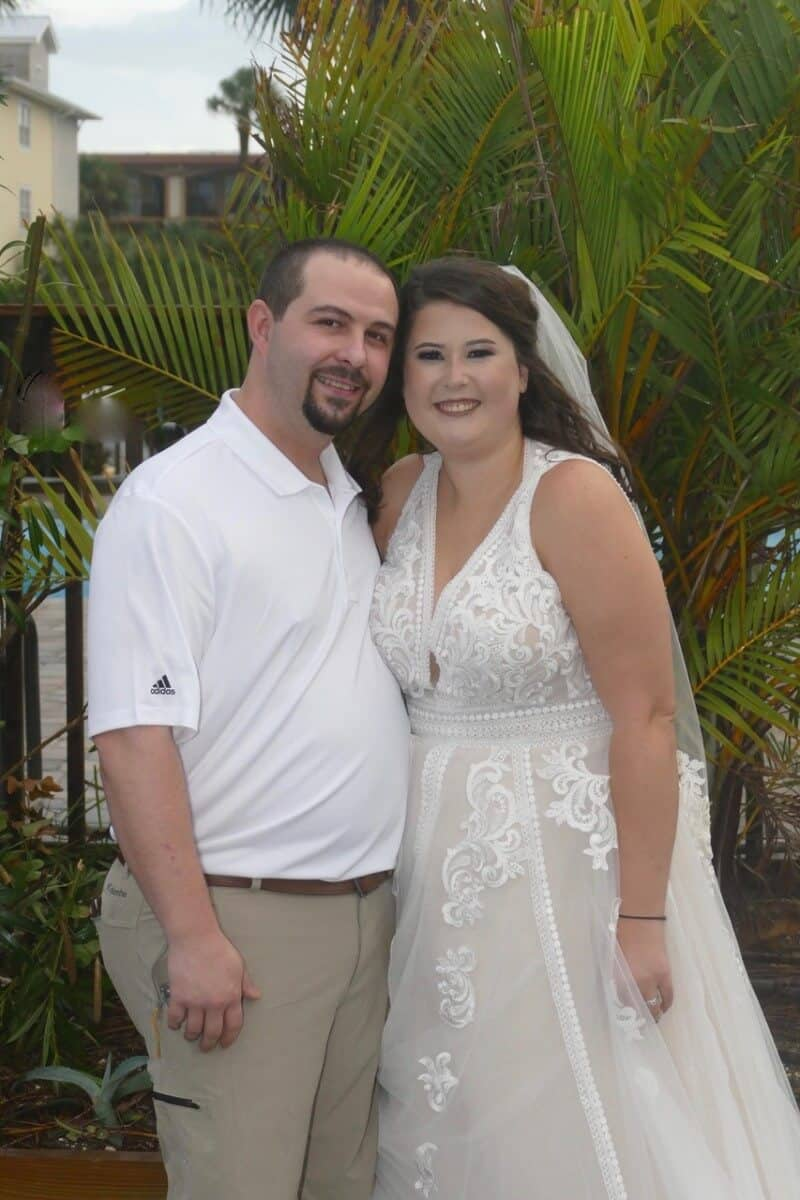 Stephen Palmer Weddings Officiant Savannah GA