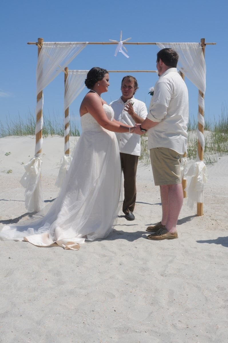 elope wedding packages Tybee Island